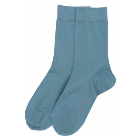 FALKE Ponožky  modrosivá