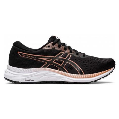 Asics GEL-EXCITE 7 W čierna - Dámska bežecká obuv
