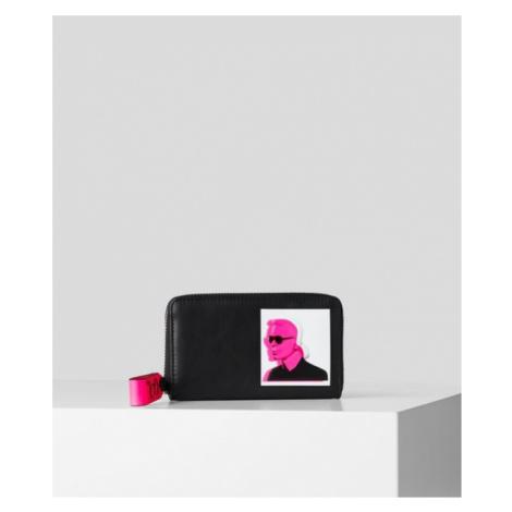 Peňaženka Karl Lagerfeld Karl Legend Md Zip Wallet