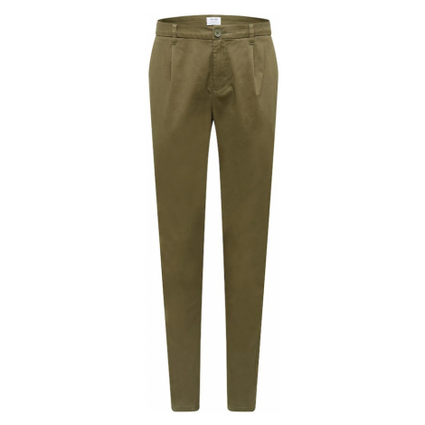 Only & Sons Chino nohavice  olivová