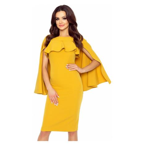 Žlté šaty Esme Bergamo