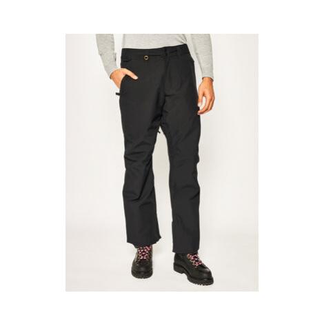 Quiksilver Snowboardové nohavice EQYTP03116 Čierna Modern Fit