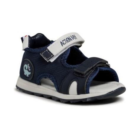 Sandále Action Boy CM200721-16 Látka/-Materiál