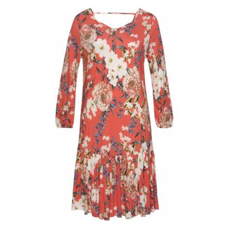 s.Oliver Plážové šaty  koralová / ružová