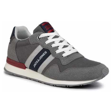 Sneakersy JACK&JONES - Jfwstellar Casual 12169458  Frost Grey Jack & Jones