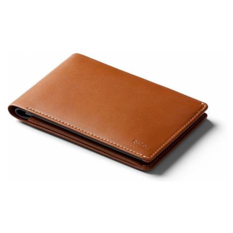 Bellroy Travel Wallet RFID - Caramel