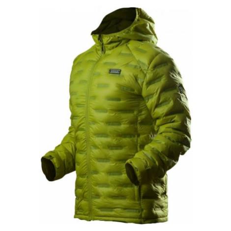 TRIMM TRAIL zelená - Pánska športová bunda