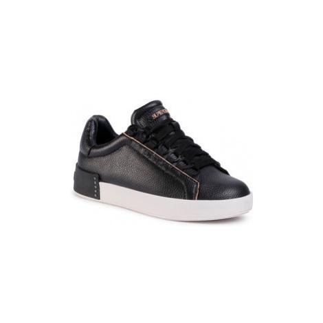 SuperTrash Sneakersy Lina Ced W 2011 001505 Čierna