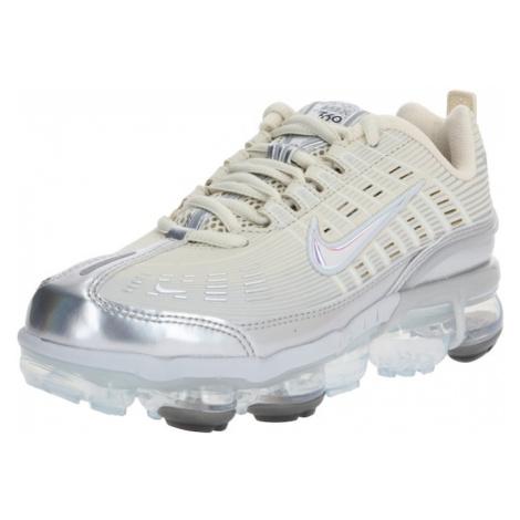 Nike Sportswear Nízke tenisky 'Nike Air Vapormax 360'  béžová / strieborná