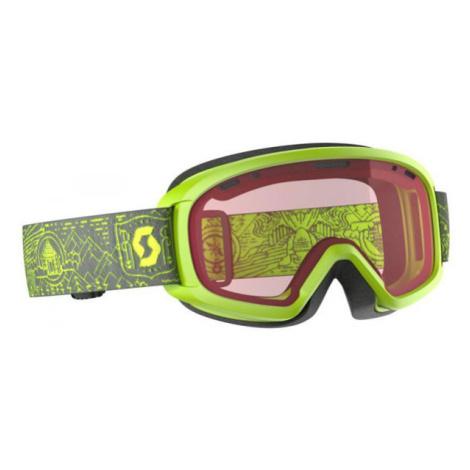 Scott JR WITTY fialová - Detské lyžiarske okuliare