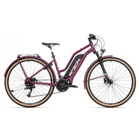 Dámsky Elektrobicykel Rock Machine Cross E450 Lady Touring + Dárček: Zabezpečenie Datatag