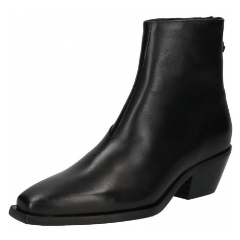 AllSaints Členkové čižmy 'LENORA'  čierna
