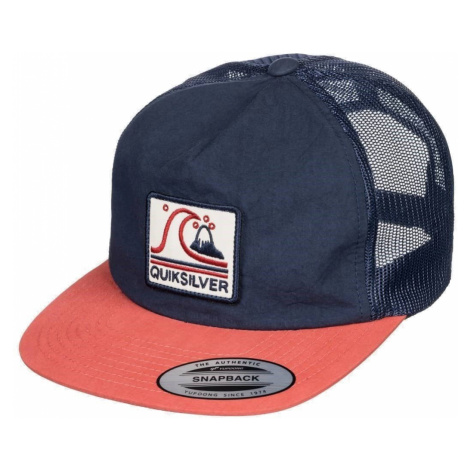 Quiksilver Brother Earth Snapback Cap
