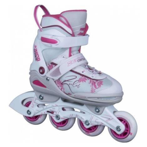 Zealot CONTOUR - Dievčenské kolieskové korčule