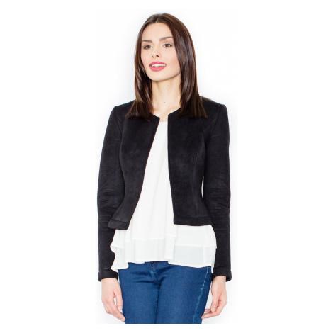 Figl Woman's Jacket M456 Black