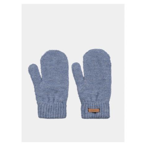 Modré dámske rukavice Barts