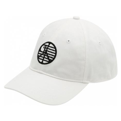 Carhartt WIP Čiapka 'Insignia'  biela / čierna