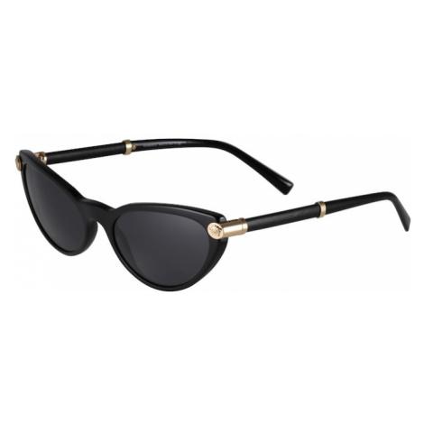 VERSACE Slnečné okuliare 'Cat-Eye'  čierna