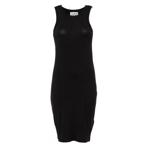 JUST FEMALE Šaty  čierna
