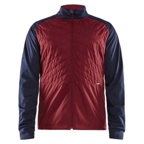Craft STORM BALANCE červená - Pánska funkčná bunda