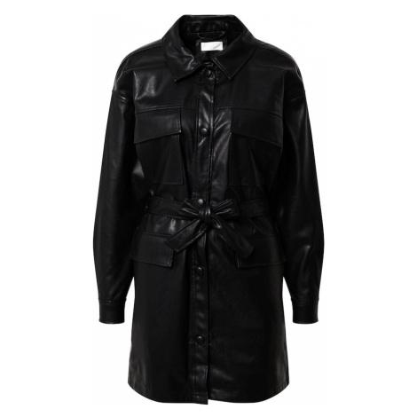 LeGer by Lena Gercke Košeľové šaty 'Emilia'  čierna