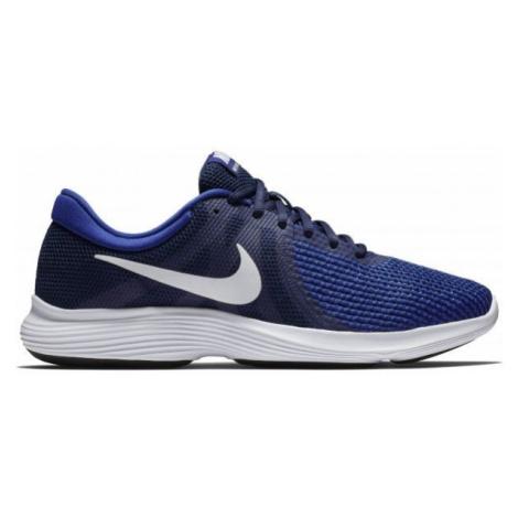 Nike REVOLUTION 4 EU modrá - Pánska bežecká obuv