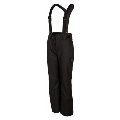 Willard JULA čierna - Dámske lyžiarske nohavice