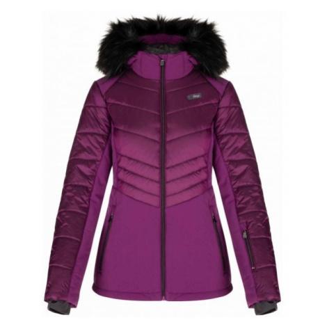 Loap ODIANA fialová - Dámska lyžiarská bunda