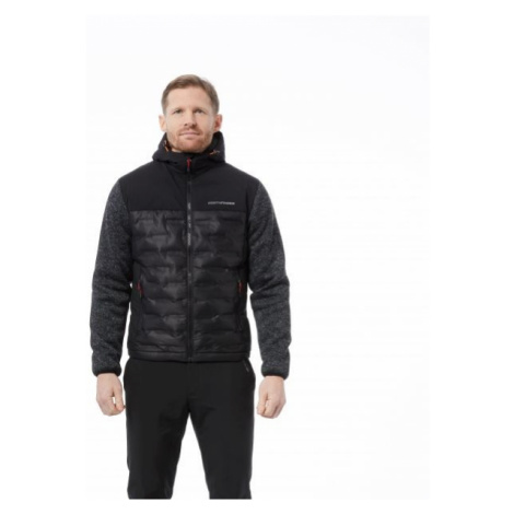 Northfinder SERWOL čierna - Pánska bunda