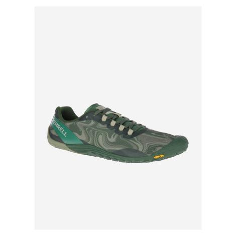 Topánky Merrell Vapor Glove 4 Zelená