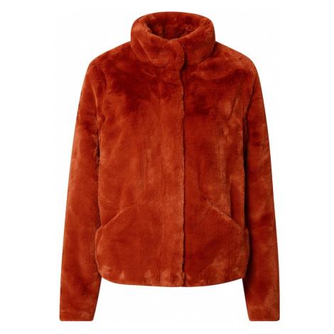 ONLY Prechodná bunda  hrdzavo červená