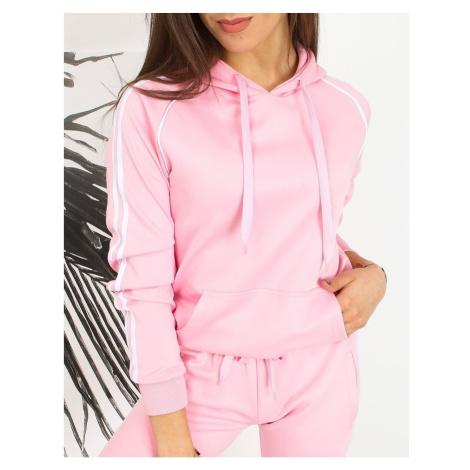 Women's sweatshirt LAMI pink BY0606 DStreet