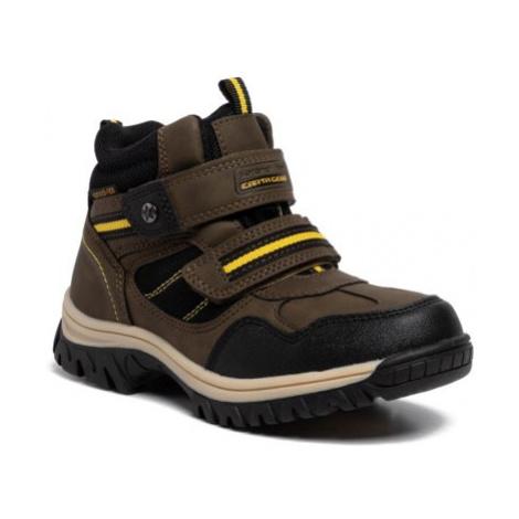 Šnurovacia obuv SPRANDI EARTH GEAR CP07-7027-03(IV)CH Materiał tekstylny,koža ekologická
