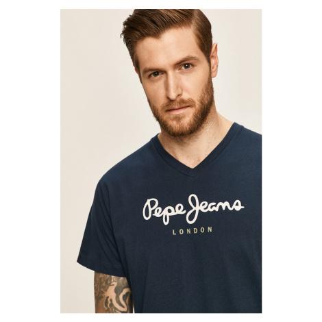 Pepe Jeans - Pánske tričko EGGO V