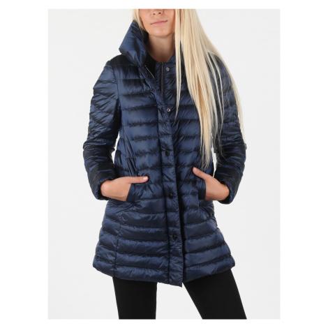 Kabát Geox W Jaysen Modrá