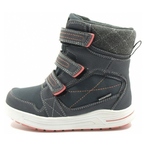 Umbro ANIR ružová - Detská zimná obuv