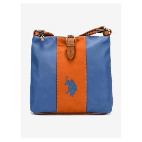 Patterson Cross body bag U.S. Polo Assn Modrá