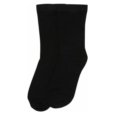 Swedish Stockings Ponožky 'Klara'  čierna
