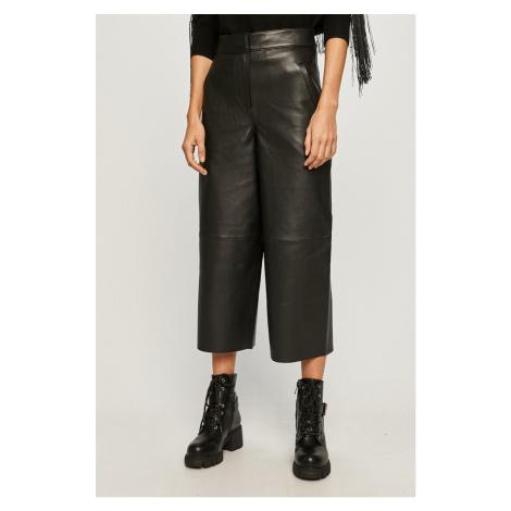AllSaints - Kožené nohavice