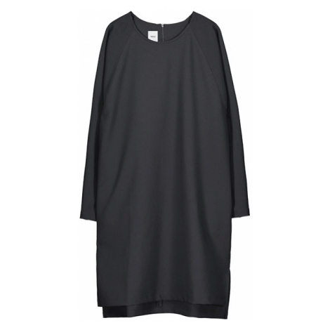 Makia Current Long Sleeve Dress-XS čierne W75004_999-XS