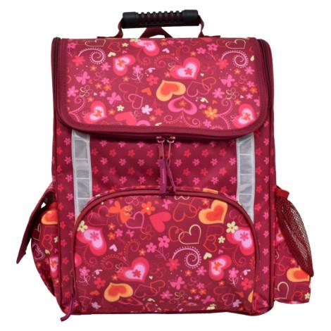 Školská taška Semiline Multicolour