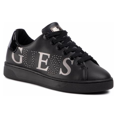 Sneakersy GUESS - Riderr FL5RID ELE12  BLKBL