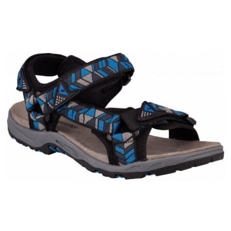 Crossroad MADDY modrá - Pánske sandále