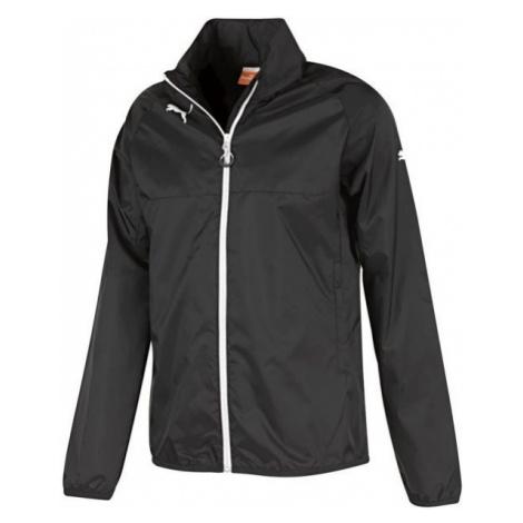 Puma RAIN JACKET JR. čierna - Detská bunda