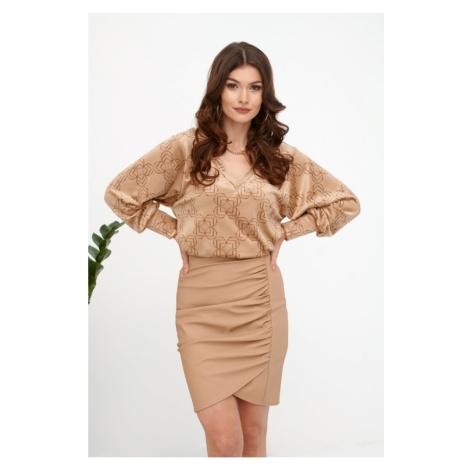 Roco Woman's Skirts SPO0035 Cappuccino