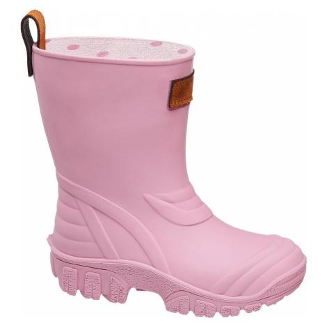 Cortina - Ružové dievčenské gumáky Cortina