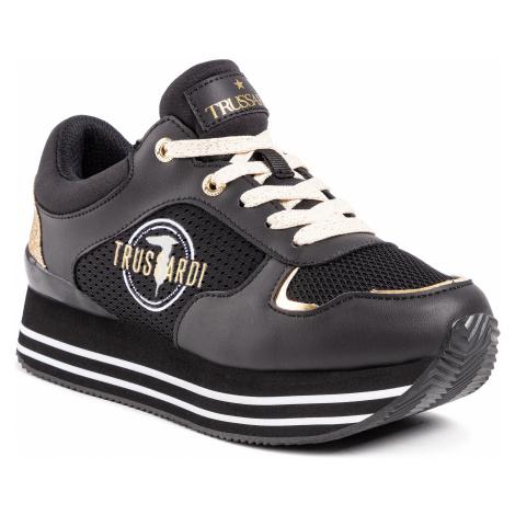 Sneakersy TRUSSARDI JEANS - 79A00472 K299