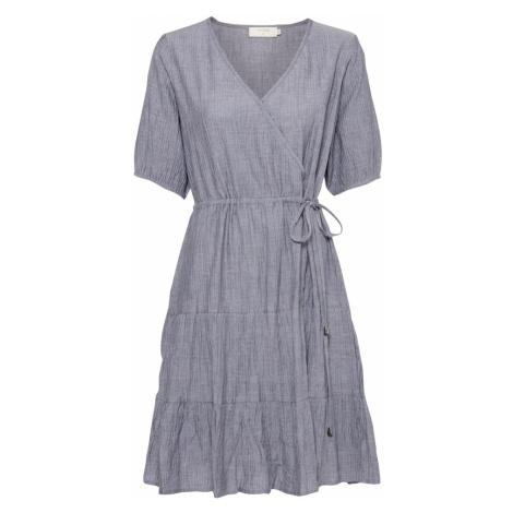 Cream Letné šaty 'Ylia'  modrosivá