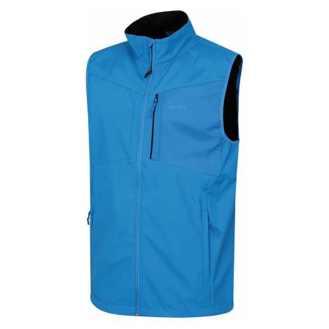 Husky Salien modrá, Pánska softshellová vesta