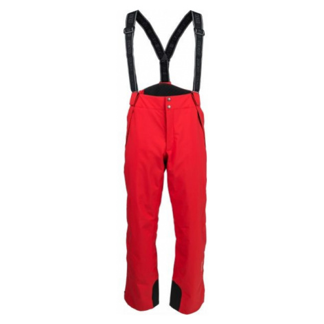 Colmar M. SALOPETTE PANTS červená - Pánske lyžiarske nohavice